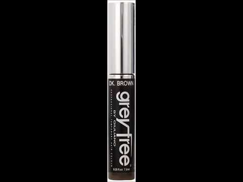 Greyfree Instant Hair Color Touch Up Dark Brown 0 25 Ounce