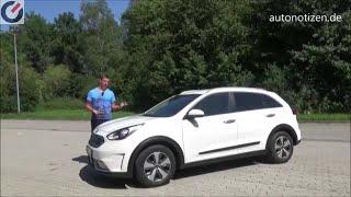 Video Kia Niro Hybrid Fahrbericht / Review / Test download MP3, 3GP, MP4, WEBM, AVI, FLV Agustus 2018