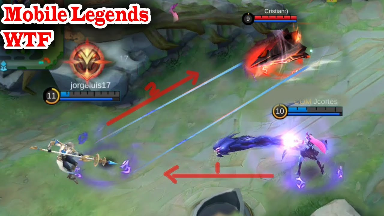 Mobile Legends Funny moments| Video Lucu 300IQ Lordsteal