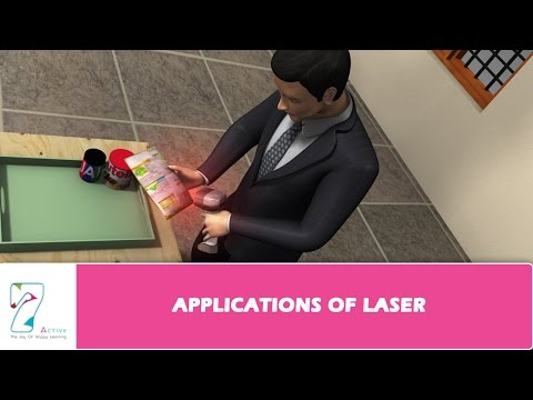 APPLICATIONS OF LASER