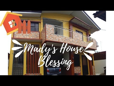 Mady's House Blessing | VLOG002 | 123018