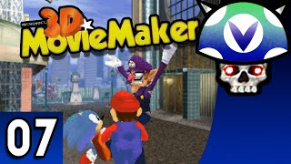 [Vinesauce] Joel - 3D Movie Maker ( Part 7 )