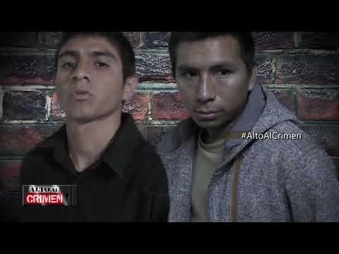 """ALTO AL CRIMEN - 09/12/17 - """"LOS TOPOS DE LA CARRETERA CENTRAL"""""""