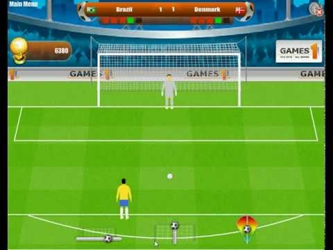 Y8   World Cup Penalty 2010  FULL PLAYTHROUGH FOOTBALL