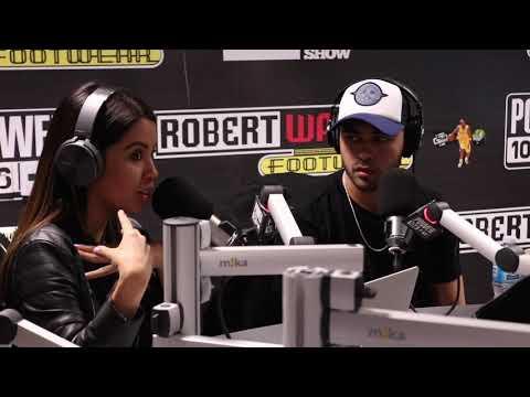 Gabriel Chavaria Interview w/ The Cruz Show @ Power 106