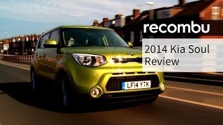 Kia Soul 2014  road test review