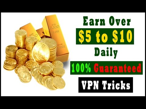 Earn over $5-$10 dollars daily, 100% working tips for beginner's