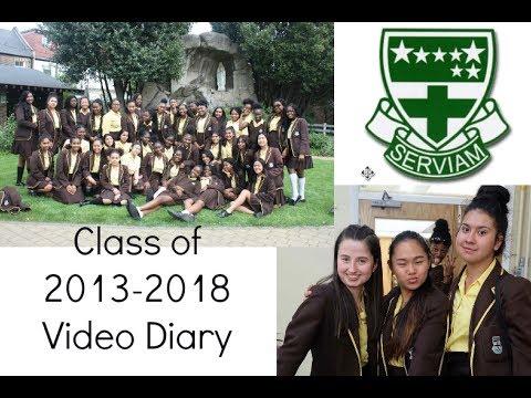 St Angela's Ursuline | LEAVERS 2013-2018 | GoPro Diary