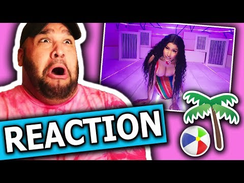 Nicki Minaj - MEGATRON   REACTION