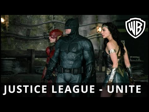 JUSTICE LEAGUE - Unite - Warner Bros. UK