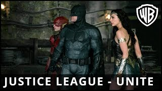 JUSTICE LEAGUE - Unite - Warner Bros. UK