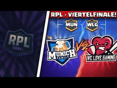 VIERTELFINALE K.O.-RUNDE! | Schafft es das Deutsche 5er Team ins Halbfinale?! | RPL Tournament