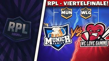VIERTELFINALE K.O.-RUNDE!   Schafft es das Deutsche 5er Team ins Halbfinale?!   RPL Tournament