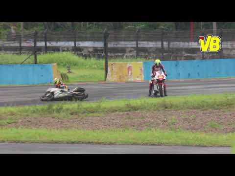 Download Youtube: VIDEO Race 1 Kejurnas Sport 250 cc (IRS 2018, Sentul)