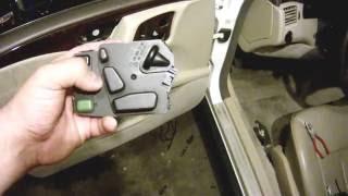 BORODA: ремонт Mercedes, проблема регулировки сидения и разборка двери(, 2016-10-11T17:32:19.000Z)