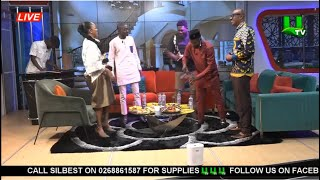 UNITED SHOWBIZ WITH EMPRESS NANA AMA MCBROWN 11/07/2020