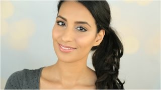 Mein ALLTAGS SCHWANGERSCHAFTS Make Up | Dounia Slimani