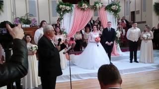 Венчание в Церкви ПИЛИГРИМ 14 мая 2017