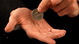 How to Do the Coin Trick | Magic Tricks 2014