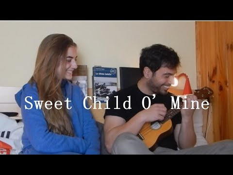 Guns N' Roses – Sweet Child O' Mine   INTENTO 49285   feat. Detección Metálica
