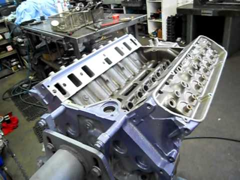 How To Final Prep High Performance V8 Motor Before Final