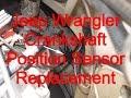 Crankshaft Position Sensor (CPS) Replacement 99 Jeep Wrangler Sahara