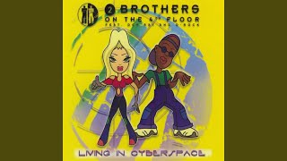 Living In Cyberspace J R Remix
