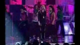 Avril Lavigne 'Girlfriend' Juno Awards 2008