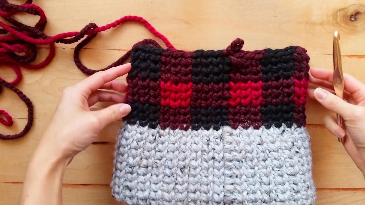 Decrease for Split-single Crochet (A.K.A. waistcoat stitch caabb5f3e51