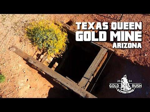 Texas Queen Gold Mining Claim - Arizona - 2017