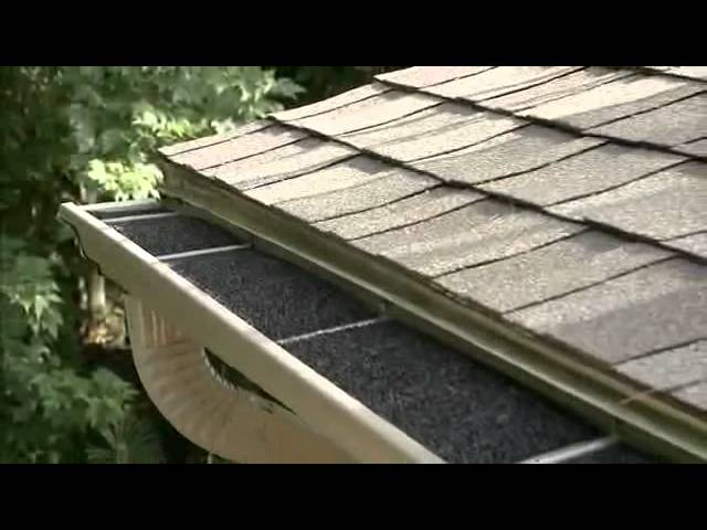 How to Install RapidFlow Gutter Drainage Protection