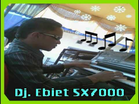 RITA S -  TERGODA - KARAOKE KEYBOARD NO VOCAL -  DJ EBIET