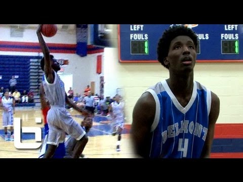 Daniel Hamilton Is The #1 Shooting Guard On The West Coast! Official Summer Mixtape!