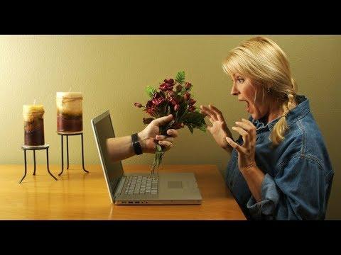а виртуальные онлайн знакомства