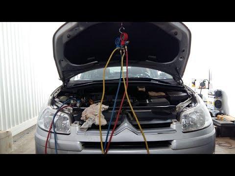 Problema Comum em ar condicionado linha PSA C4, C5, 307, 408