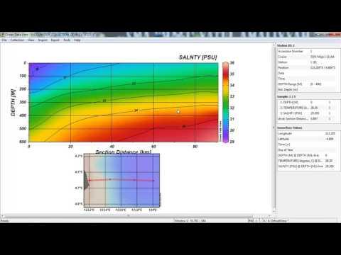 Tutorial ODV 4.6 - Oseanografi Umum (Meja 1)