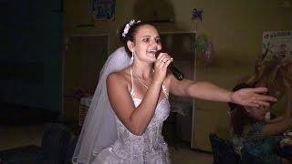 Музыкальный подарок жениху от невесты