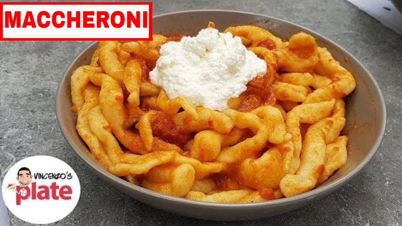 how to make pasta recipe video