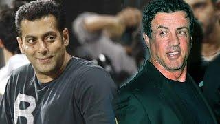 Salman Khan-Sylvester Stallone To Come Together In An Action Film?