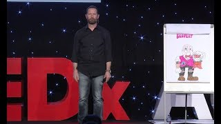 The Theory of Creativity  | Duncan Wardle | TEDxAUK
