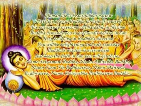 Namo đại hiếu mục kiền liên bồ tát -Kinh Vu-lan Thích từ thọ - part 1