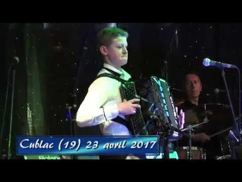 Romain PRUVOST CUBLAC avril 2017 Pasodoble
