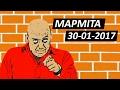 Ραπτόπουλος Μαρμίτα 30/1/2017 (ο ΠΑΟΚ νικάει και πάει για δεύτερος!!-Παικταράς ο Ενρίκε