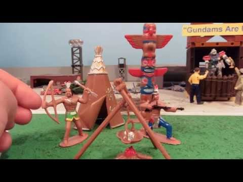 indian-village-figures-set-#1-review!