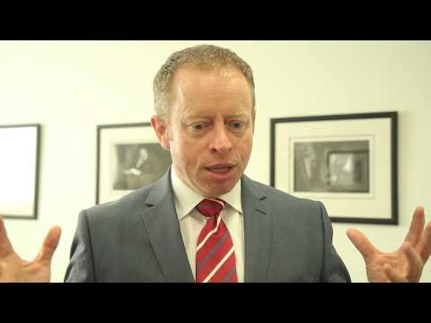 Minister for Training & Skills Ciaran Cannon talks about programme