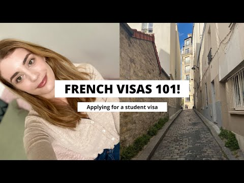 French Administration: Applying for a Student Visa!