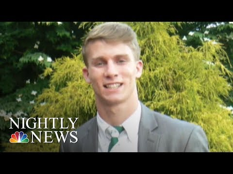 Missing College Student Found Dead In Bermuda  NBC Nightly