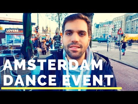 EXPLORING THE AMSTERDAM DANCE EVENT (2016)