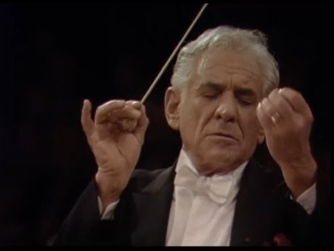 "Bernstein conducts Elgar - ""Nimrod"" ('Enigma Variations')"
