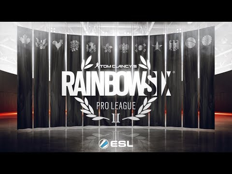 [R6] PRO LEAGUE - Season 3 - PC LATAM - BRK vs Encore e Black Dragons vs FONTT